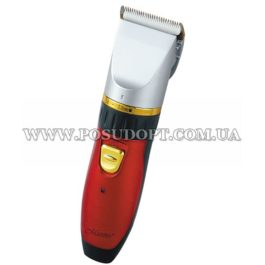 """Машинка для стрижки волос аккумуляторная (четыре сменных гребня (3,6,9,12)) """"Maestro-661"""""""