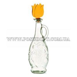 """Бутылка стекляная для масла """"Инджи"""" (Турция, """"Sarina"""")"""