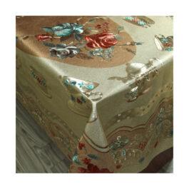"""Скатерти в рулоне на тканой основе чеканная """"Премиум"""" 1,2х1,5м. 10шт/рул., (1859 EF)"""