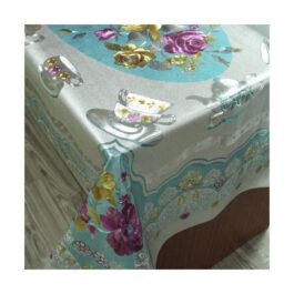 "Скатерти в рулоне на тканой основе чеканная ""Премиум"" 1,2х1,5м. 10шт/рул., (1859 GB)"